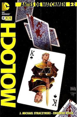 Antes de Watchmen: Moloch (Grapa) #2
