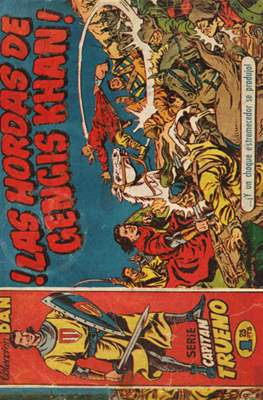 El Capitán Trueno (Grapa 12 pp) #19