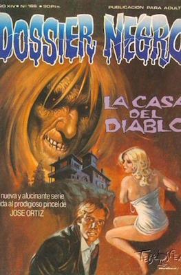 Dossier Negro (Rústica y grapa [1968 - 1988]) #166