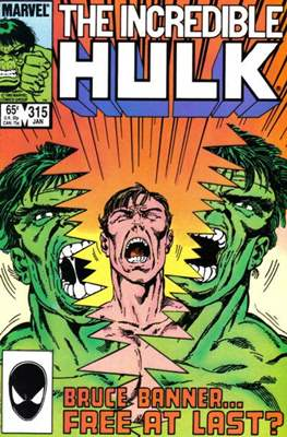 The Incredible Hulk Vol. 1 (1962-1999) (Comic Book) #315