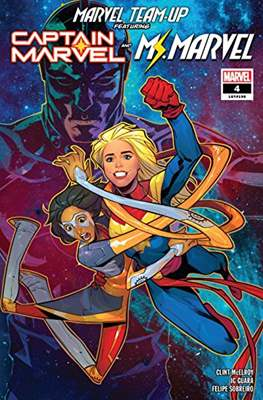 Marvel Team-Up (2019) (Comic Book 24 pp) #4