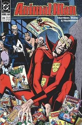Animal Man (1988-1995) (Comic Book) #24