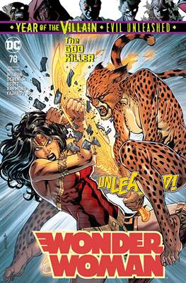 Wonder Woman Vol. 5 (2016-) (Comic book) #78