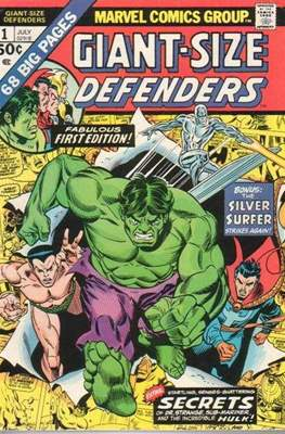 Giant-Size Defenders (Comic-Book) #1