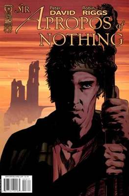Sir Apropos of Nothing (Comic Book) #3