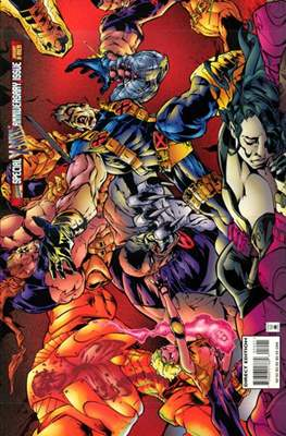 X-Force Vol. 1 (1991-2002) (Comic Book) #50