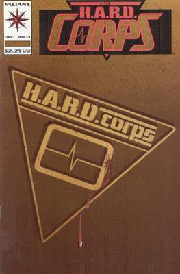 The H.A.R.D Corps #13