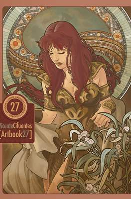 Colección Artbooks de autores españoles (Rústica) #27