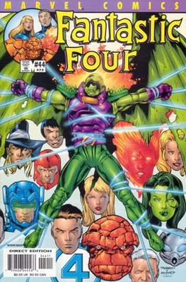 Fantastic Four Vol. 3 #44 (473)