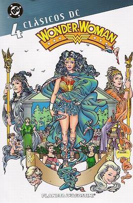 Wonder Woman. Clásicos DC (Rústica 176 pp) #4