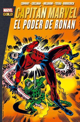 Capitán Marvel. Marvel Gold (Rústica 320 pp) #5