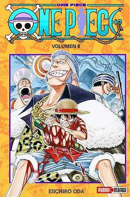 One Piece (Rústica) #8
