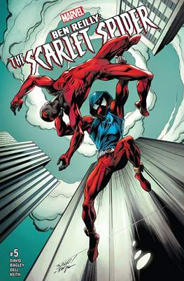 Ben Reilly: The Scarlet Spider (Comic-book) #5