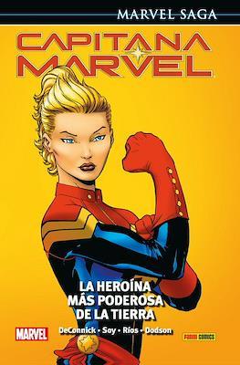 Marvel Saga: Capitana Marvel (Cartoné 192 pp) #1