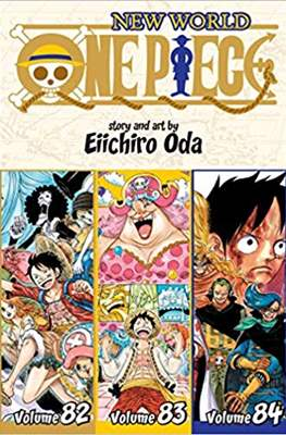 One Piece (Softcover) #28