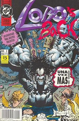 Lobo: El regreso - Lobo's Back (Grapa 24 pp) #3