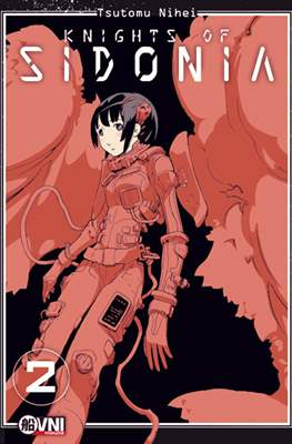 Knights of Sidonia (Rústica) #2
