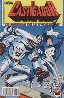 El Castigador (1988-1991) (Grapa. 17x26. 24 páginas. Color.) #10