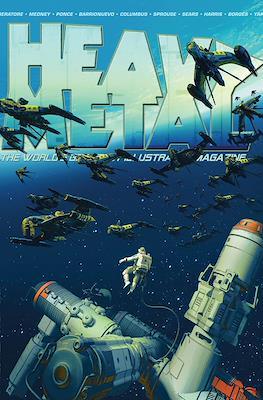Heavy Metal Magazine #303