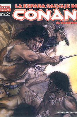 La Espada Salvaje de Conan el Bárbaro. Edición coleccionistas (Rústica. 64 páginas. B/N. (2005-2008).) #71