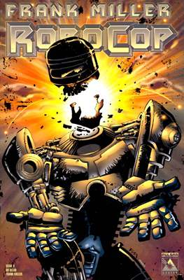 Frank Miller's RoboCop (Grapa) #3