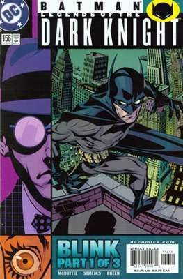 Batman: Legends of the Dark Knight Vol. 1 (1989-2007) (Comic Book) #156