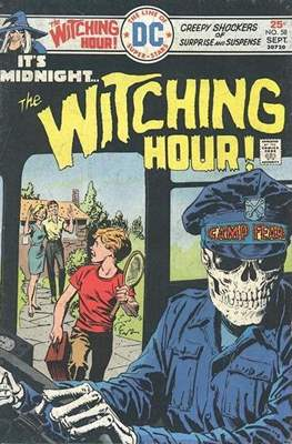 The Witching Hour Vol.1 (Grapa) #58