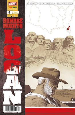 Hombre Muerto Logan (2019-2020) (Grapa 64 pp) #4