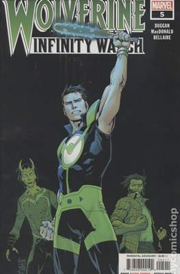 Wolverine Infinity Watch (2019) (Comic Book 24 pp) #5