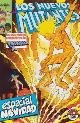 Los Nuevos Mutantes Vol. 1 (1986-1990) (Grapa 32-64 pp) #11