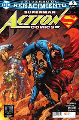 Superman: Action Comics. Renacimiento (Rústica 96 pp) #5