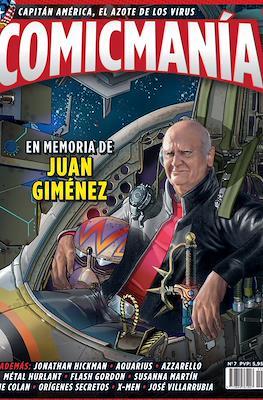 Comicmanía (Revista 100 pp) #7