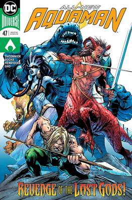 Aquaman Vol. 8 (2016-) (Comic Book) #47