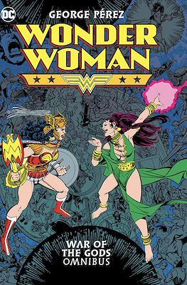 Wonder Woman: War of the Gods Omnibus