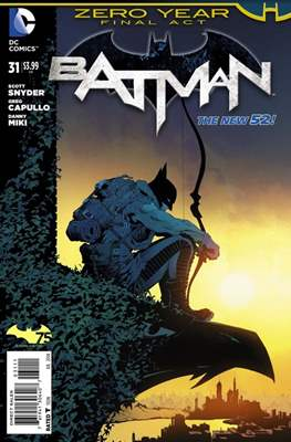 Batman Vol. 2 (2011-2016) (Comic Book) #31