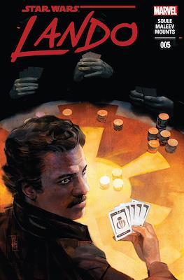 Lando (Comic-book) #5