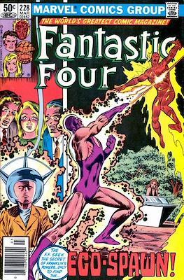 Fantastic Four Vol. 1 (1961-1996) (saddle-stitched) #228