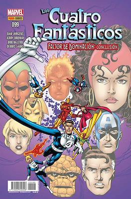 Los 4 Fantásticos / Los Cuatro Fantásticos Vol. 7 (2008-) (Grapa 24-48 pp) #99
