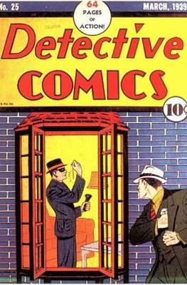 Detective Comics Vol. 1 (1937-2011; 2016-) (Comic Book) #25