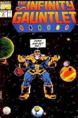 The Infinity Gauntlet (Comic Book) #4