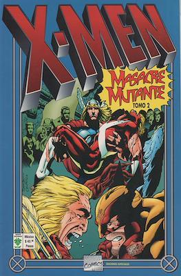 X-Men: Masacre Mutante (Rústica) #2