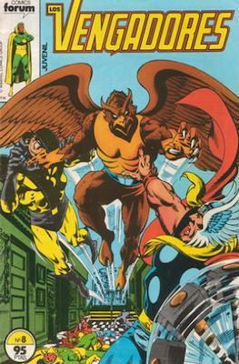 Los Vengadores Vol. 1 (1983-1994) #8