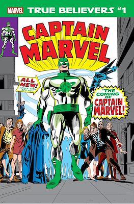 True Believers: Captain Marvel