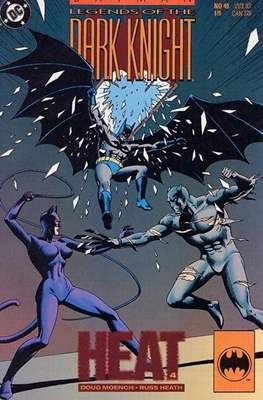 Batman: Legends of the Dark Knight Vol. 1 (1989-2007) (Comic Book) #49