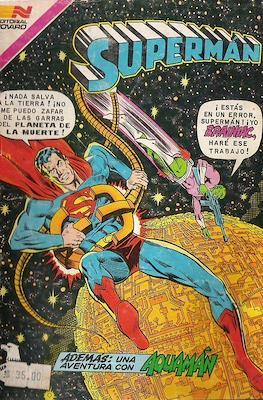 Supermán (Grapa) #1396