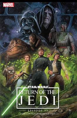 Star Wars: The Episodes (Hardcover) #6