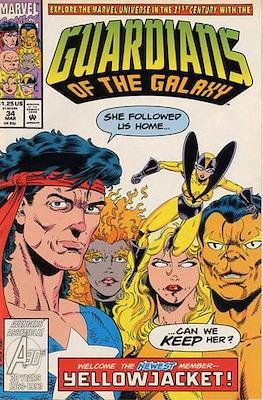 Guardians of the Galaxy Vol 1 (Comic Book) #34