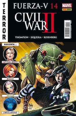 Fuerza-V (2015-2017) (Grapa) #14