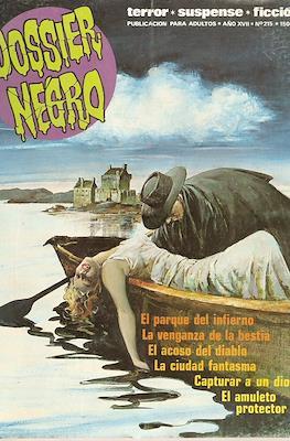 Dossier Negro (Rústica y grapa [1968 - 1988]) #215