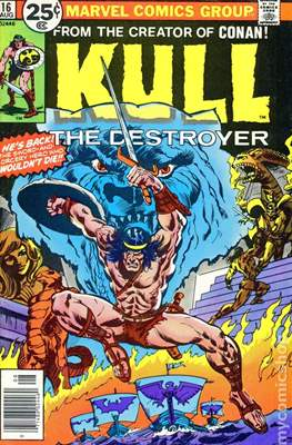 Kull the Conqueror / Kull the Destroyer (1971-1978) (comic-book) #16